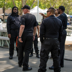 Security 10am to 4pm
