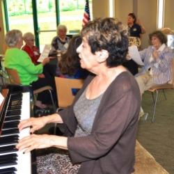 The Bridge or Senior Center Activity/Entertainment