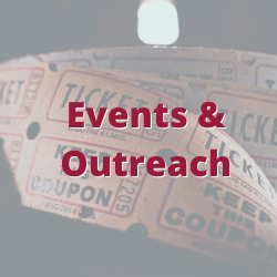 Events & Outreach