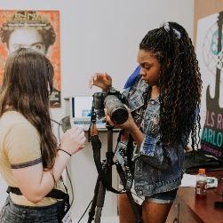2021 Film Camp Volunteer Application