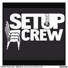 Set-Up Volunteer