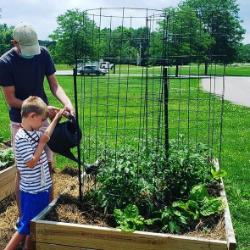 Gardening Interns