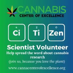 MA Cannabis Citizen Scientist Volunteer