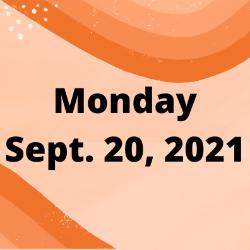 September 20, 2021