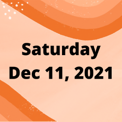 December 11, 2021